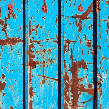 rust-shed-wall
