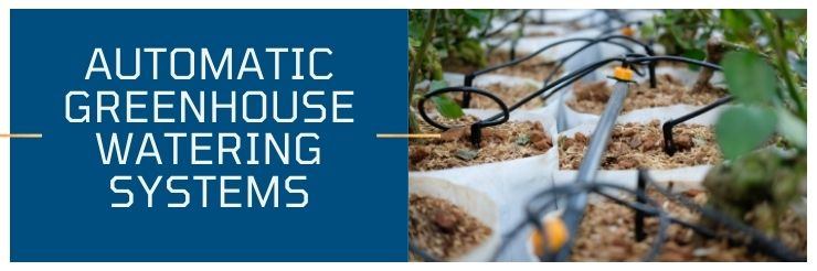 Best Automatic Greenhouse Watering System