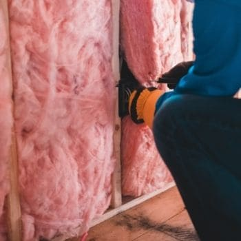 insulate a shed